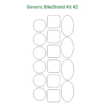 BikeShield Kit #2 - DIY